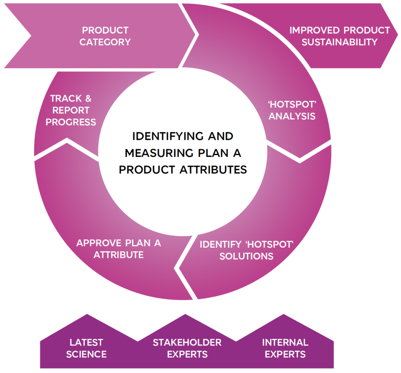 Software measuring process and product attributes