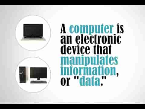 What is a Computer ?