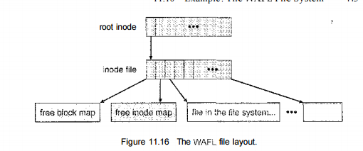 What is  the WAFL File System?
