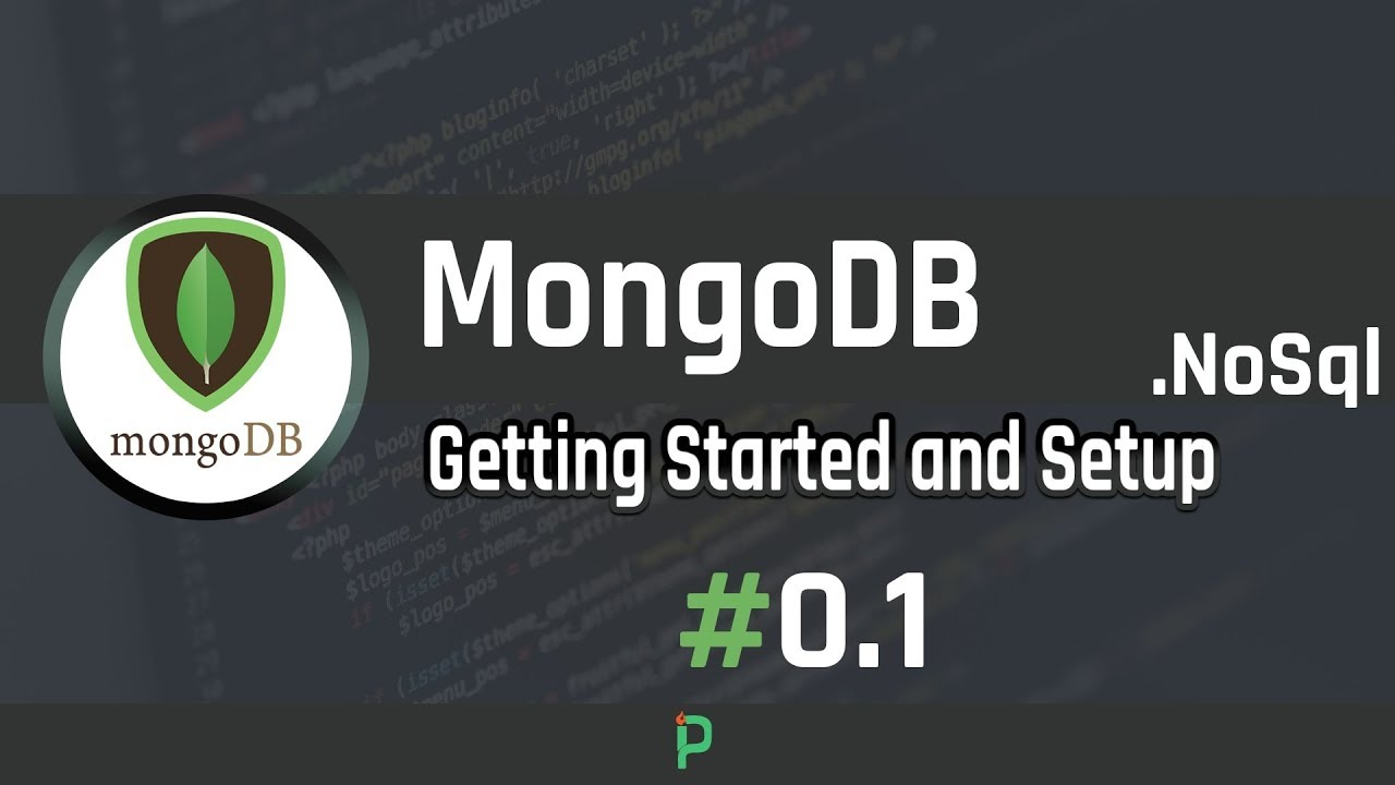 Lets get  started with mongodb