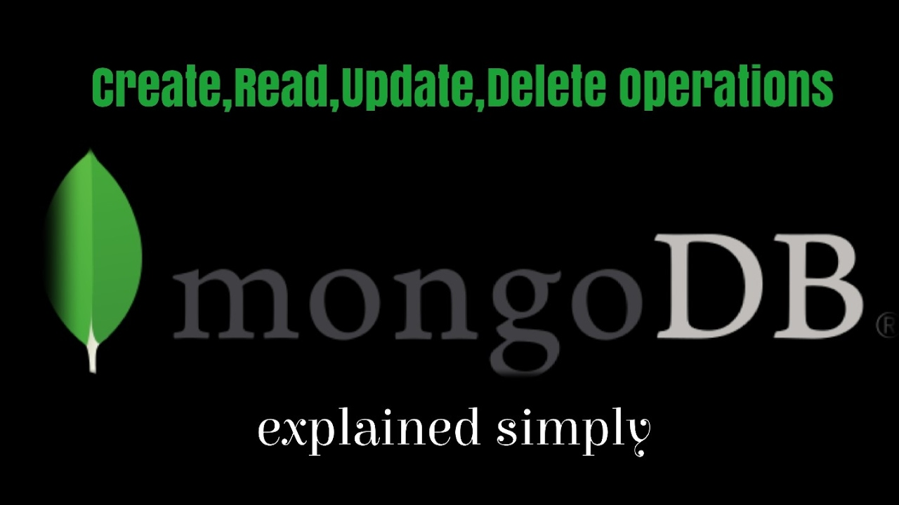 MongoDB - Creating, Updating, and Deleting Documents