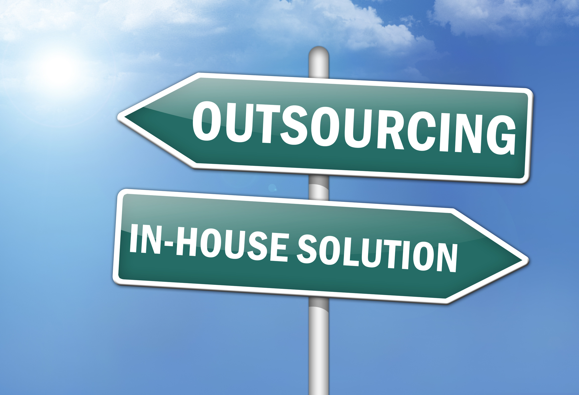 Outsourcing-Systems Acquisition
