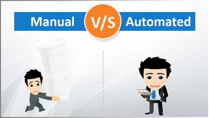 Difference Between Manual And Automated System Manual